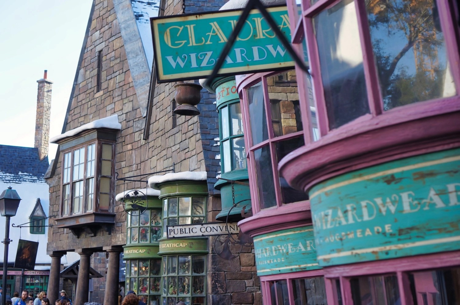 Wizarding World - Hogsmeade
