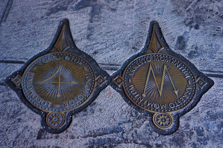 Wizarding World Orlando - Casting Spells