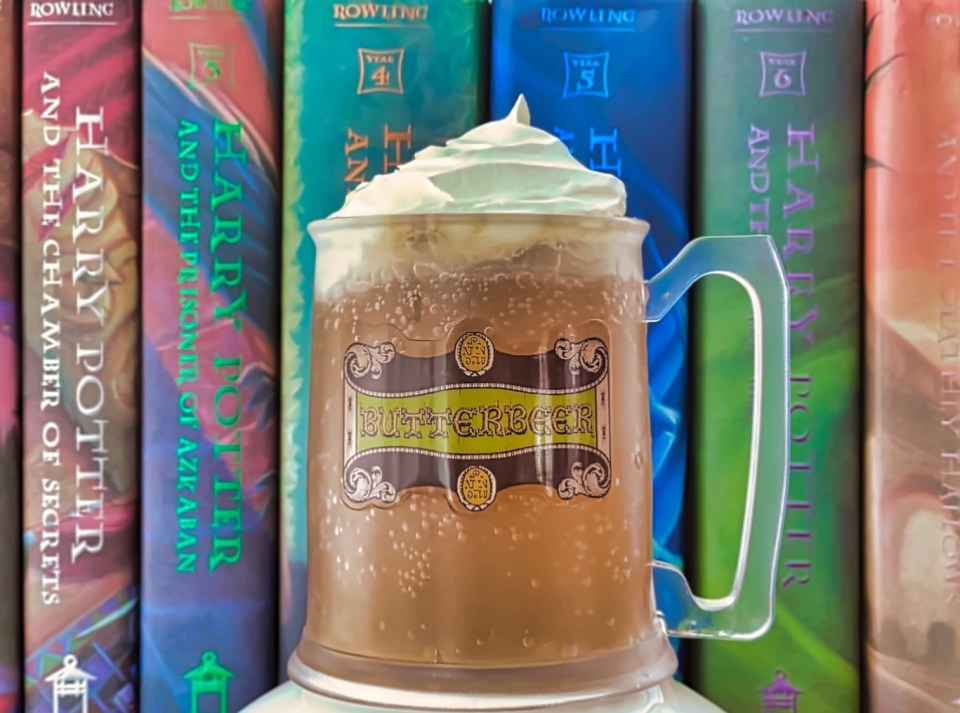 Butterbeer Recipe - How to Make Butterbeer