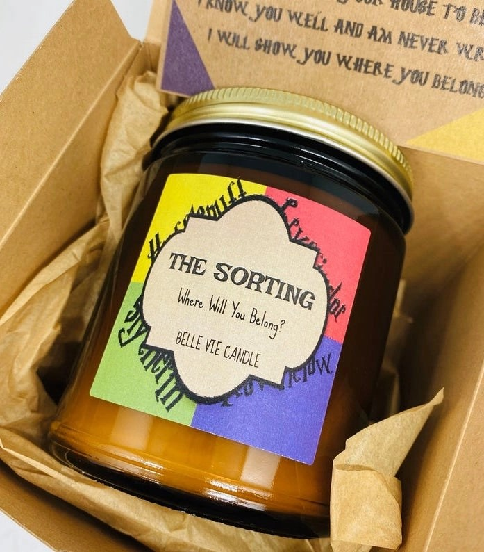 HP Sorting Candle