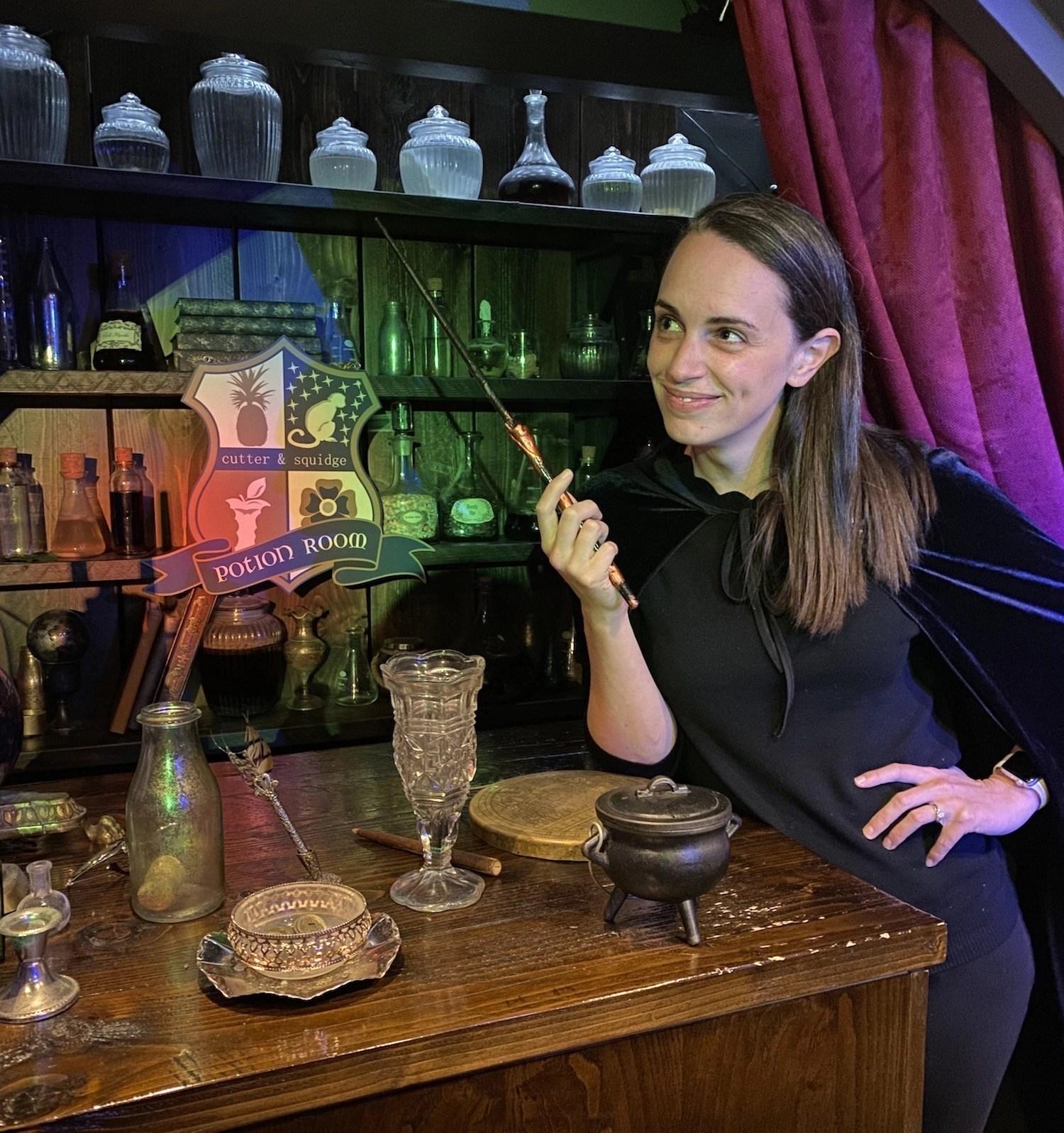 Harry Potter Bucket List London - Afternoon Tea