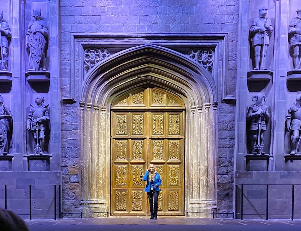 Harry Potter Studio Tour - Cinema