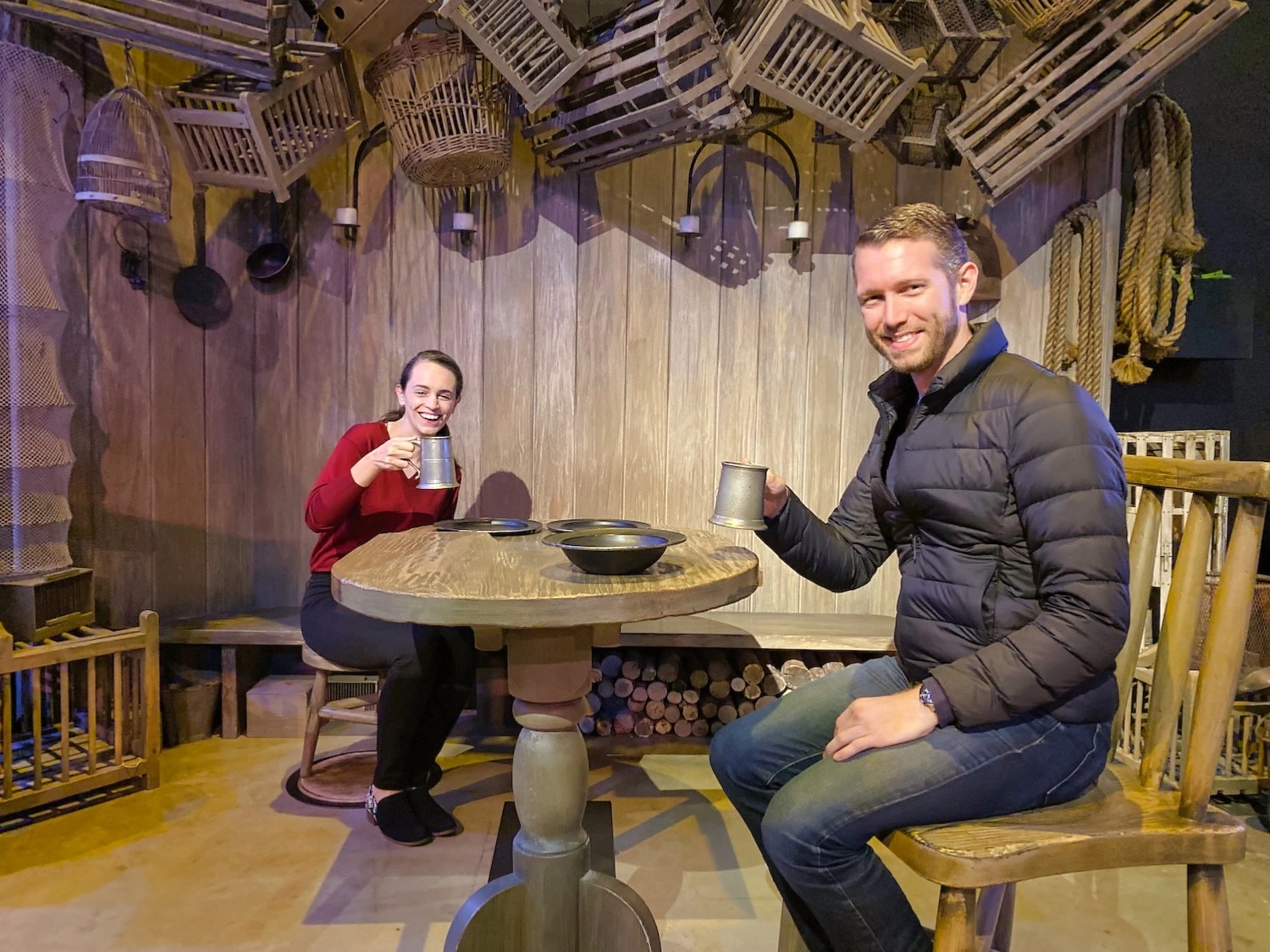 Harry Potter Studio Tour - Forced Perspective
