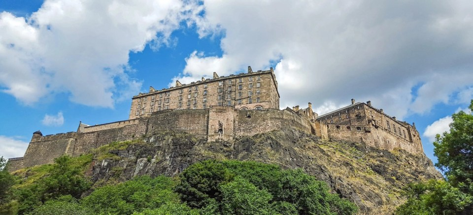 Harry Potter Tour – Edinburgh Castle