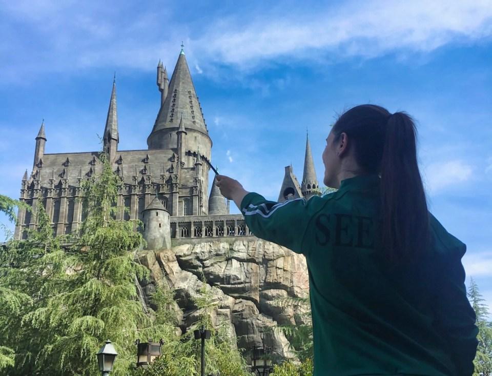 Harry Potter World Hollywood - Slytherin Jacket