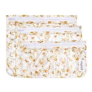 Clear Golden Snitch Toiletry Bags