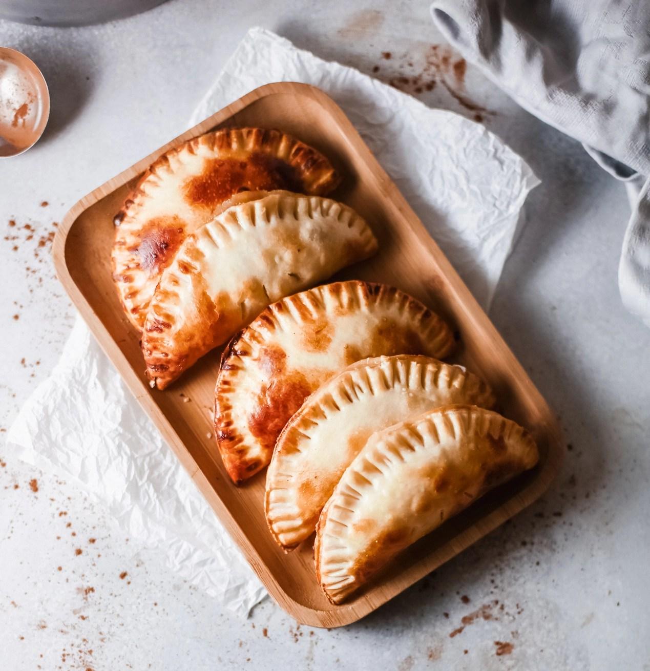 Pumpkin Pasties Recipe