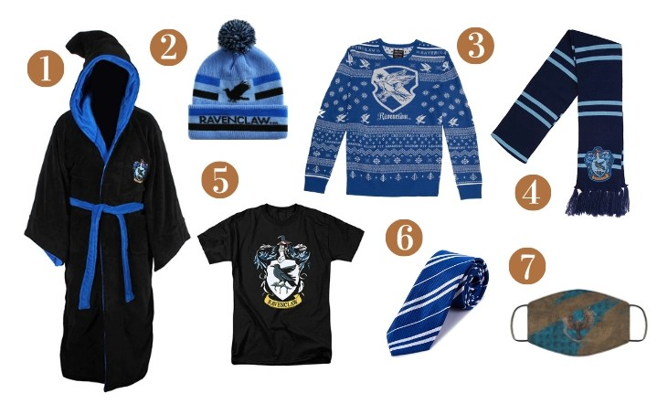Ravenclaw Gift Guide - Clothes