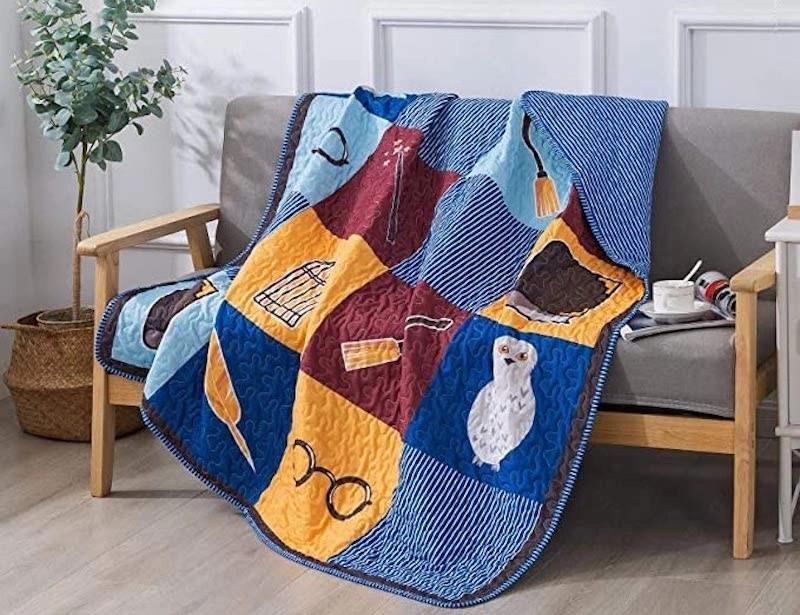 Harry Potter Bedroom - Throw Blankets