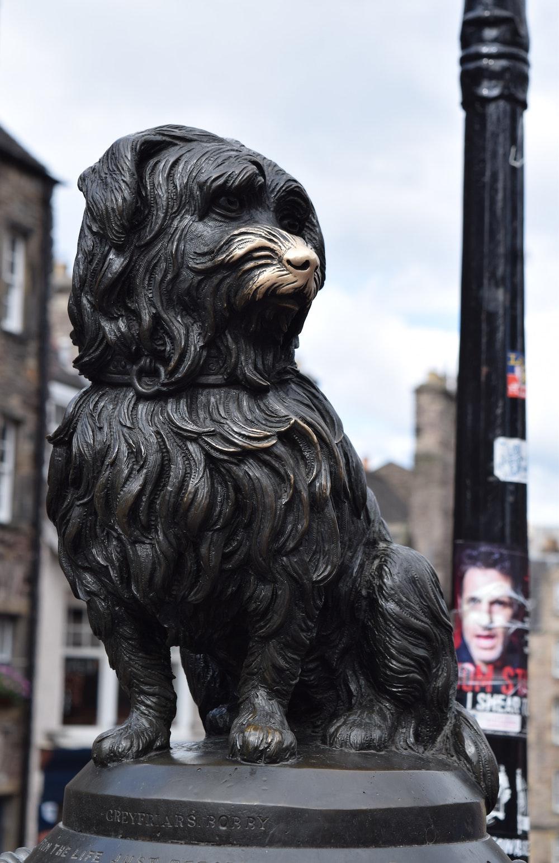 Harry Potter in Edinburgh - Greyfriars Kirkyard
