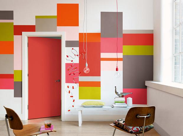 Colour Futures 2015 vermelho colorido decoração