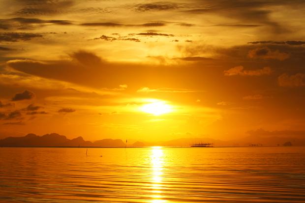 Amarelo yellow por do sol cores curiosidades shutterstock_117656215