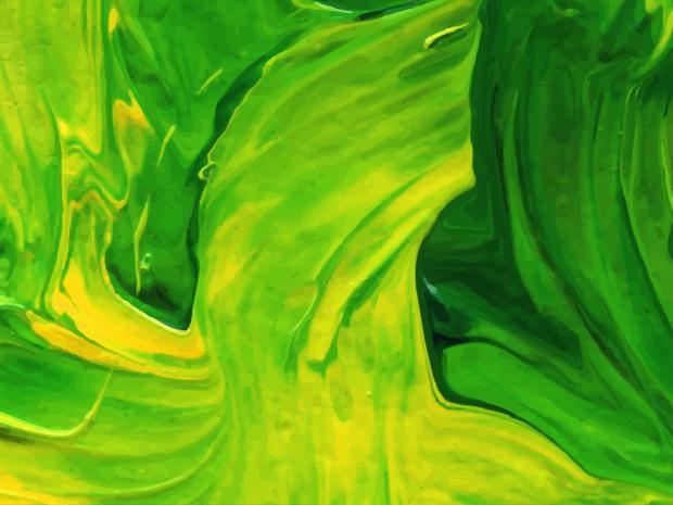 Significado cor verde tinta