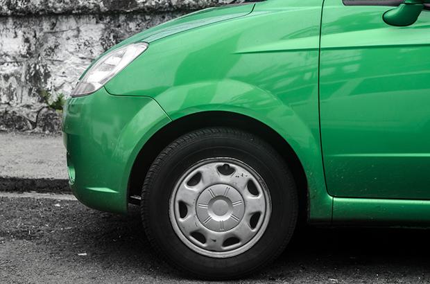 Significado cor verde carro