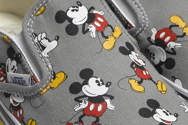 Vans Disney Coleção Young at Heart tênis Mickey