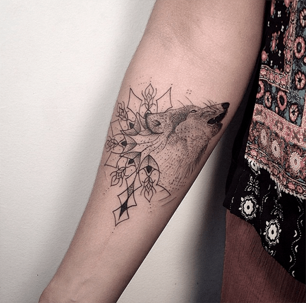 tattoo tatuagem daniel matsumoto lobo