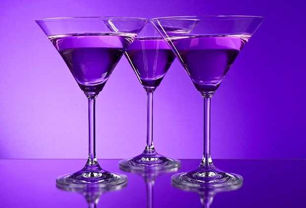 cores roxo lilás violeta significado curiosidades drink