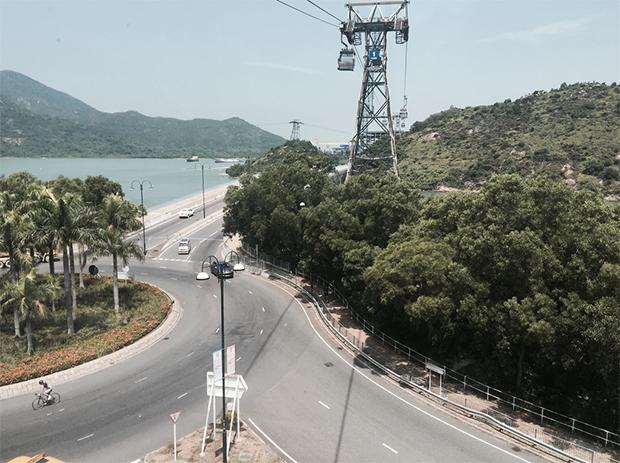 Hong Kong viagem