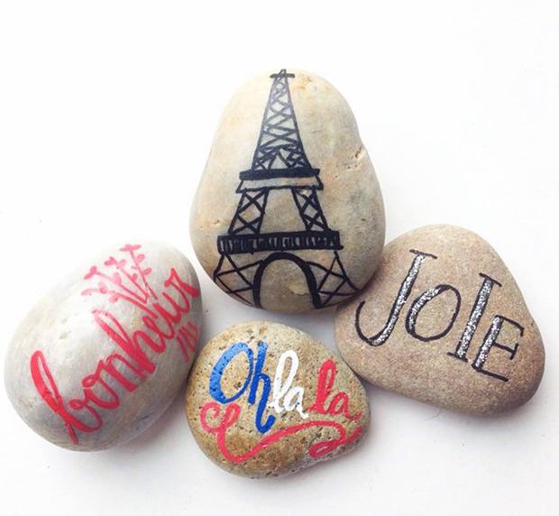 pedras projeto word rocks paris