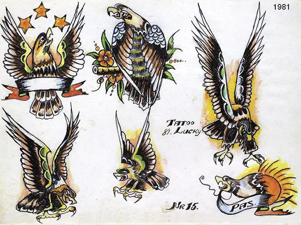 lucky tattoo primeiro tatuador brasileiro
