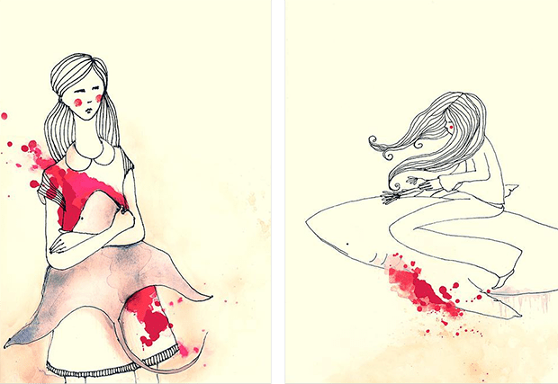 ilustração eva uviedo