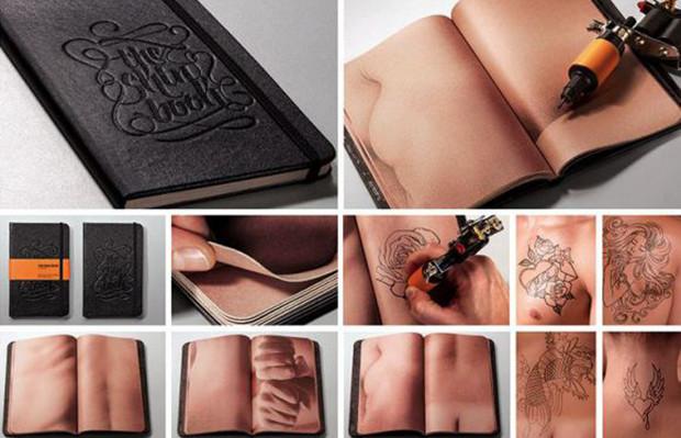melhores #tattoofriday the skin book