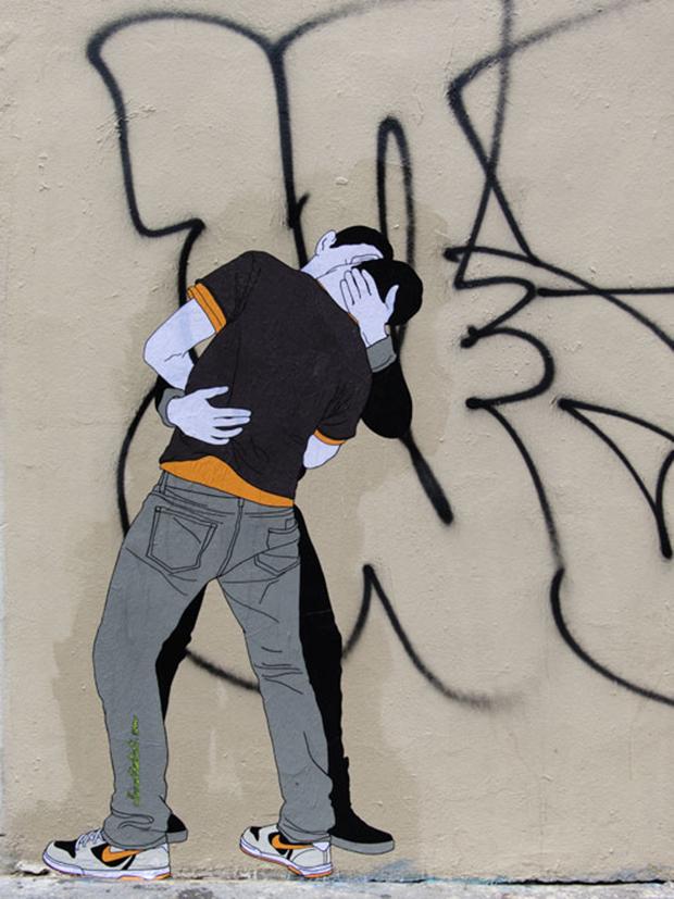 claire streetart