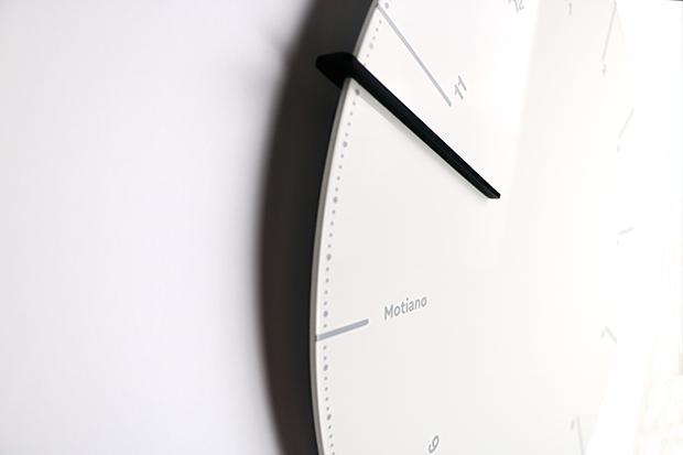 relógio anual motivacional Motiano