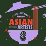 artistas asiáticos