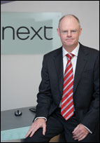 David Keens, CFO of Next