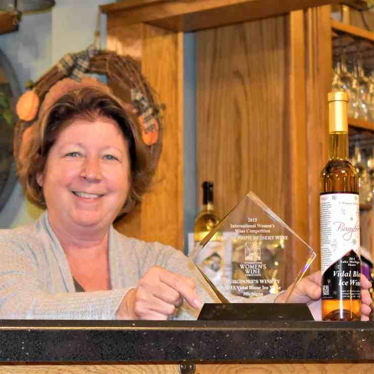 Burgdorf's Award-Winning Ice Wine