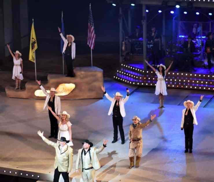 The Medora Musical