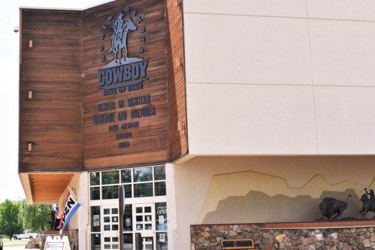 North Dakota Cowboy Museum