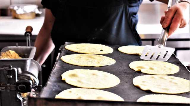 El Camino Real House Made Tortillas