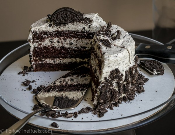 Cookies and Cream Cakei-9