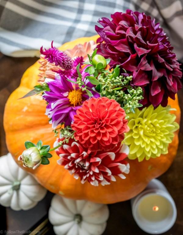 Pumpkin Vase-11