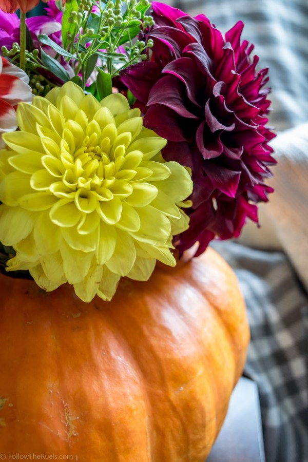 Pumpkin Vase-12