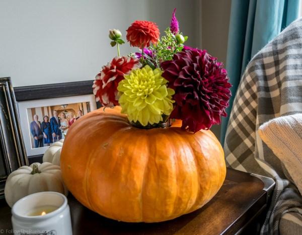 Pumpkin Vase-9