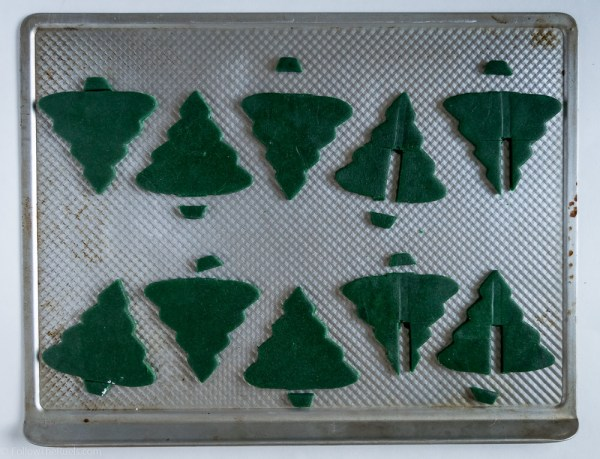 Christmas Tree Cookies A-3
