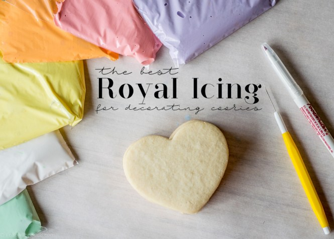 Learn Royal Icing Piping Skills For Cake And Cookie Decorating