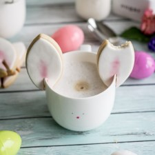 Bunny Ears for your Coffee Cup