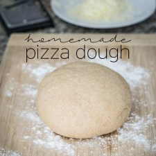 Quick and Easy Homemade Pizza Dough