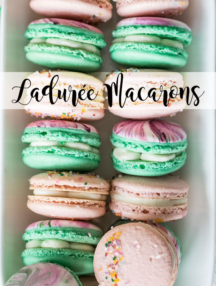 Ladurée Macaron Recipe