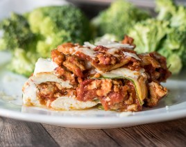 Zucchini Lasagna | Follow the Ruels