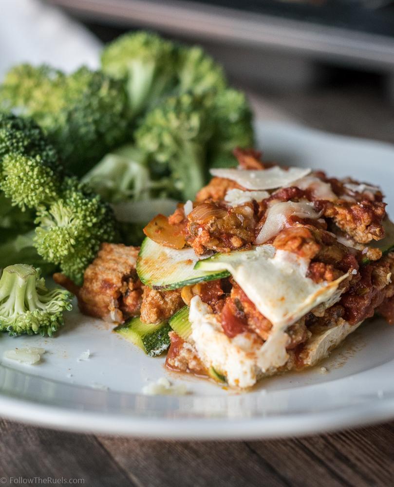 Zucchini Lasagna-9