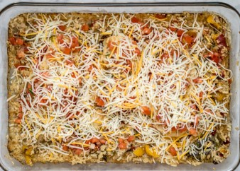 Chicken and Rice Casserole-3