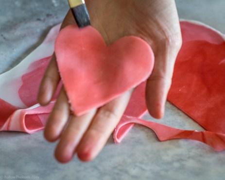 Fondant Heart Cookies-9