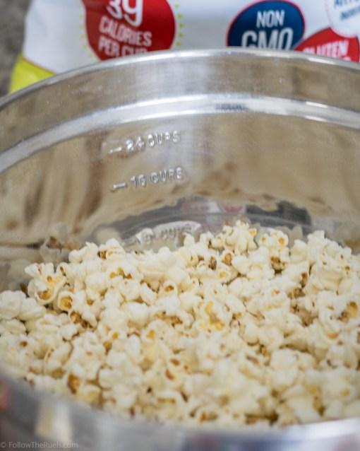 Easter Egg Popcorn Balls