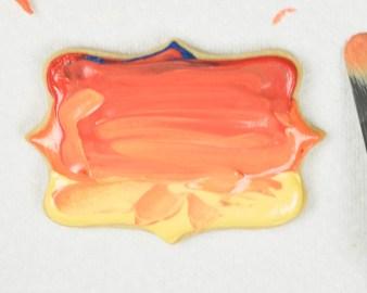 Halloween Silhouette Cookies