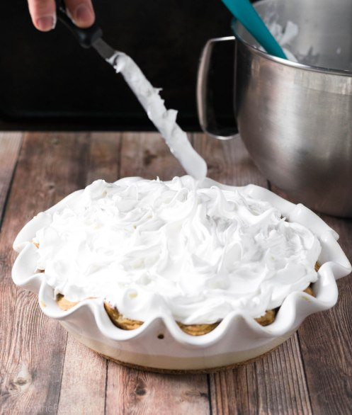 Sweet Potato Meringue Pie-14